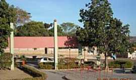 Seabra - Seabra-BA-Academia da Cidade na praça-Foto:magalhães jaime