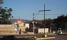Seabra - Seabra-BA-Cruzeiro na Praça da Matriz-Foto:magalhães jaime