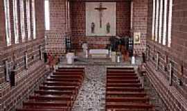 Seabra - Seabra-BA-Interior da Igreja do Senhor Bom Jesus-Foto:Diogo Carvalho Costa