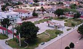 Seabra - Seabra-BA-Vista da Praça central-Foto:Diogo Carvalho Costa