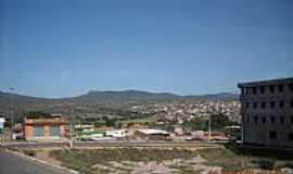 Seabra - Seabra-BA-Vista parcial da cidade-Foto:magalhães jaime