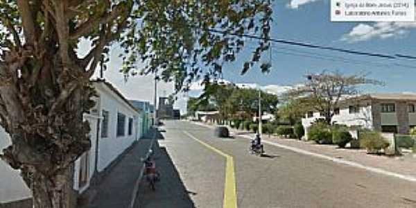 Imagens da cidade de Seabra - BA