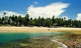 Praia dos Algodões - Praia virgem - Algodões-Foto:olhares.aeiou.