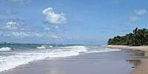 Praia dos Algodões-Foto:sitioalgodoes.