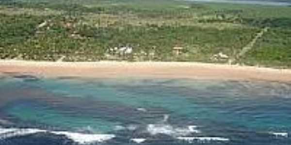 Vista da Praia dos Algodões-Foto:betoborson.