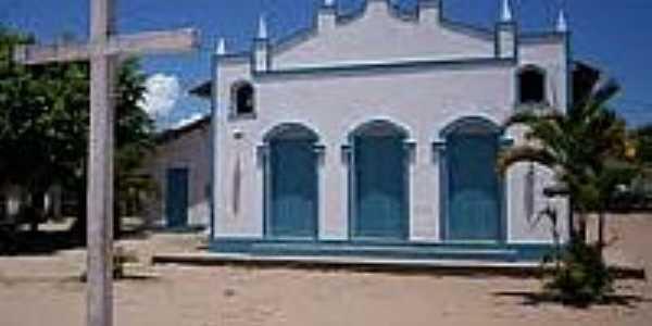 Igreja em Barra do Serinhaém-Foto:casadoaconchego.