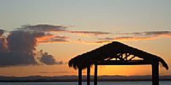Pôr do Sol em Barra do Serinhaém-Foto:floraflor4