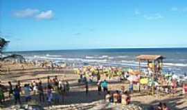 Guriri - Praia em Guriri-Foto:MEG Informática Ltda.