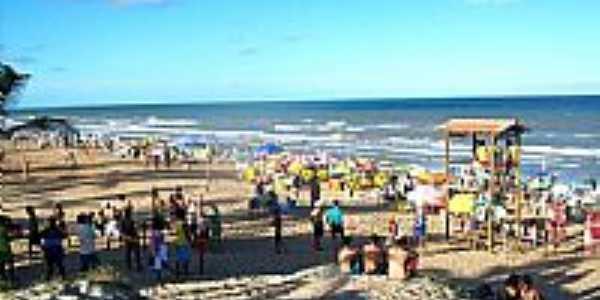 Praia de Guriri - ES
