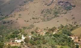 Santo Antônio do Salto - Santo Antônio do Salto-MG-Vista aérea da cidade-Foto:Marcelo Maximo