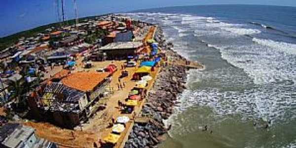 Imagens da localidade de Vila de Ajuruteua que pertence a Bragança - PA