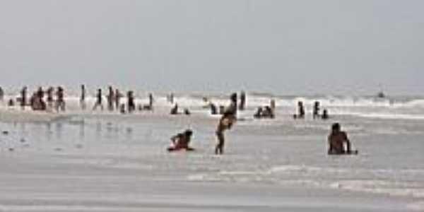 Praia de Ajuruteua