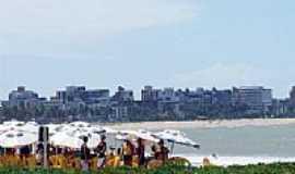 Praia do Bessa - Vista da cidade de Praia do Bessa-Foto:walterfmota