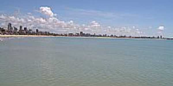 Orla de Praia do Bessa-Foto:jbsv