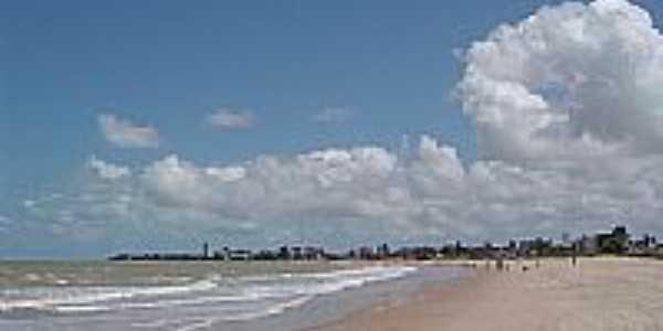 Vista de Praia do Bessa-Foto:Giovane Carneiro