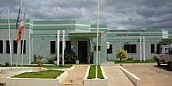 Prefeitura Municipal de Sebastião Laranjeiras por Folha Sebastianense