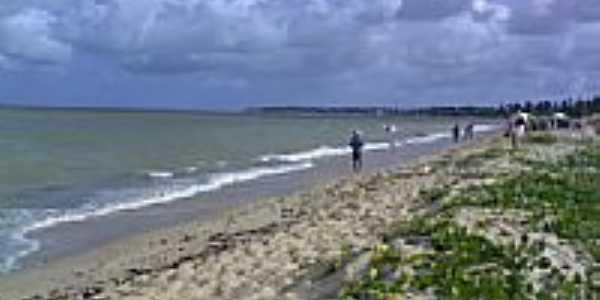 Praia de Marinha Farinha-Foto:zenderck