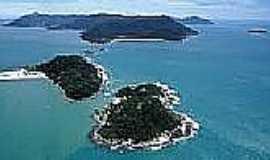 Ilha do Papagaio - Imagem da Ilha do Papagaio-Foto:jcnavegatur.