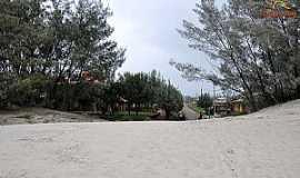 Praia Arroio Teixeira - Praia de Arroio Teixeira - RS - Foto Praias 360