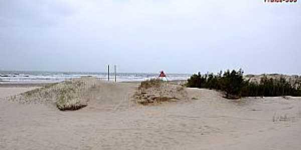Praia de Arroio Teixeira - RS - Foto Praias 360