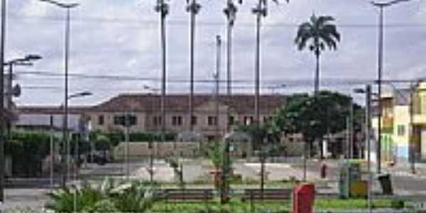 Colégio Estadual em Senhor do Bonfim-BA-Foto:josealberto.arq