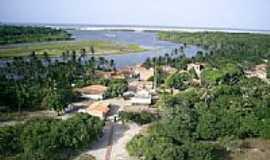 Mandacaru - Rio Preguiças - Vista do farol de Mandacarú Fotos de Edilson Morais Brito