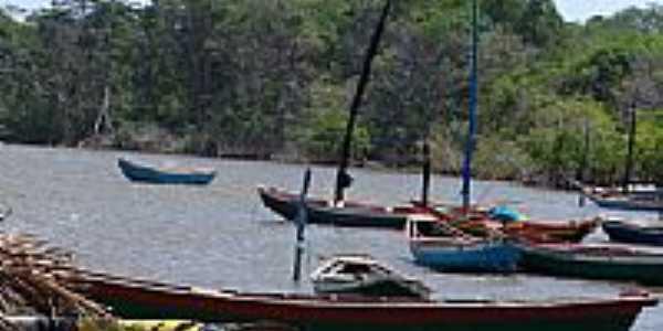 Povoado de Mandacaru por LUCIO G. LOBO JÚNIOR (Panoramio)
