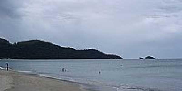 Praia de Santiago foto Guia do Litoral