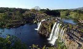 Serra do Cipó - Cachoeira Grande em Serra do Cipó-Foto:Marta Leandro