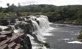 Serra do Cipó - Cachoeira Grande em Serra do Cipó[2]-Foto:olhares.uol.
