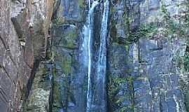 Serra do Cipó - Serra do Cipó-MG-Cachoeira Véu da Noiva-Foto:Paulo JC Nogueira