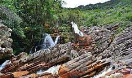 Serra do Cipó - Serra do Cipó-MG-Trilha das Cachoeira das Andorinhas dentro do Parque Nacional-Foto:Flavio Handerson