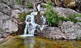 Serra do Cipó - Serra do Cipó-MG-Trilha das Cachoeira do Gavião  dentro do Parque Nacional-Foto:Flavio Handerson