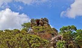 Serra do Cipó - Serra do Cipó-MG-Trilha das Cachoeiras Gavião e Andorinhas dentro do Parque Nacional-Foto:Flavio Handerson