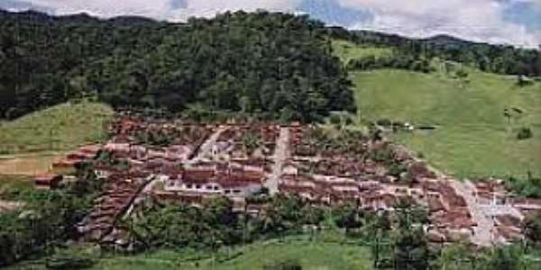 Córrego de Pedra-BA-Vista do Povoado-Foto:www.ipiauhoje.com