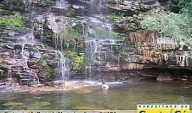 Sento Sé - Sento Sé-BA-Cachoeira do Brejo da Martinha-Foto:www.sentose.ba.gov.br
