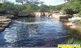 Sento Sé - Sento Sé-BA-Piscina Natural-Riacho do Murim-Foto:www.sentose.ba.gov.br