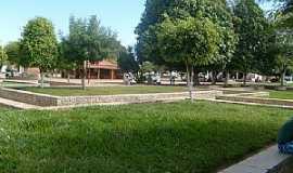 Sento Sé - Sento Sé-BA-Praça central-Foto:geidsonc