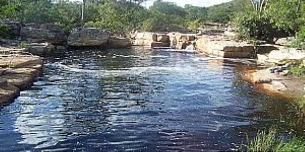 Sento S�-BA-Piscina Natural-Riacho do Murim-Foto:www.sentose.ba.gov.br