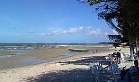 Cabu�u - Cabu�u-BA-Praia de Cabu�u-Foto:Andre L. S. Lacerda
