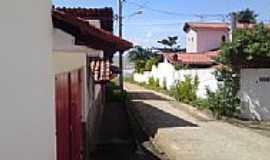 Cabu�u - Rua de Cabu�u-BA-Foto:Andre L. S. Lacerda
