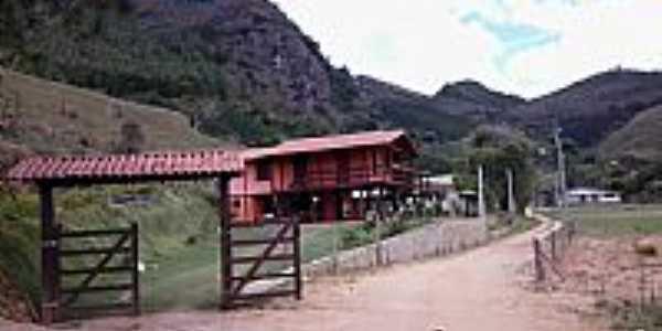 São Roque de Maravilha-ES-Entrada da Comunidade-Foto:RONALDO PUPPIN CURCIO