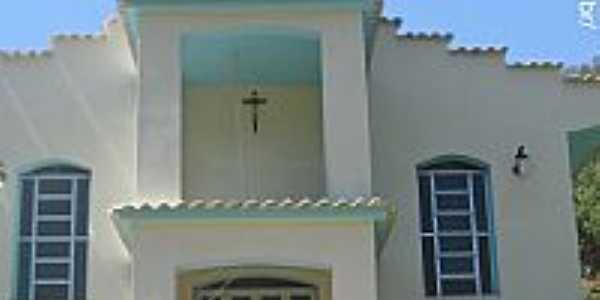 São Roque de Maravilha-ES-Igreja de São Roque-Foto:Sergio Falcetti