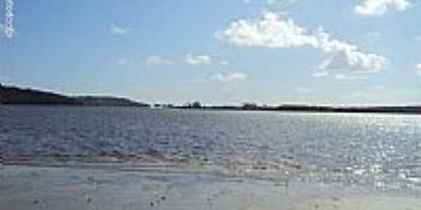 Praia de Atapuz-PE-Vista da Praia-Foto:Sergio Falcetti