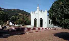 Missão de Aricobé - Missão de Aricobé-BA-Antiga Igreja-Foto:vagno vilas boas