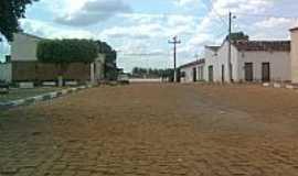 Missão de Aricobé - Rua da cidade de Missão de Aricobé-BA-Foto:vagno vilas boas