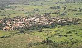 Missão de Aricobé - Vista panorâmica de Missão de Aricobé-BA-Foto:vagno vilas boas