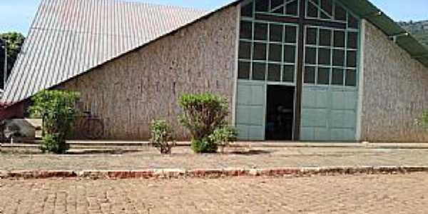Missão de Aricobé-BA-Igreja Matriz-Foto:vagno vilas boas