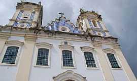 Oliveira dos Campinhos - Oliveira dos Campinhos-BA-Fachada da Igreja de N.Sra.de Oliveira-Foto:Cadu Freitas