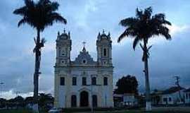Oliveira dos Campinhos - Oliveira dos Campinhos-BA-Igreja Matriz-Foto:oficinadeplanejamentoturistico.blogspot.com